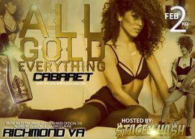 All Gold Everything Cab: The Black and Gold Experience