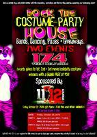 174TeenHelp.com Presents: Rock the House Costume Party