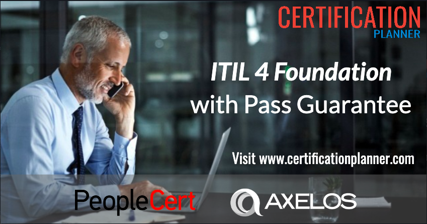 ITIL4 Foundation Certification Training in Calgary