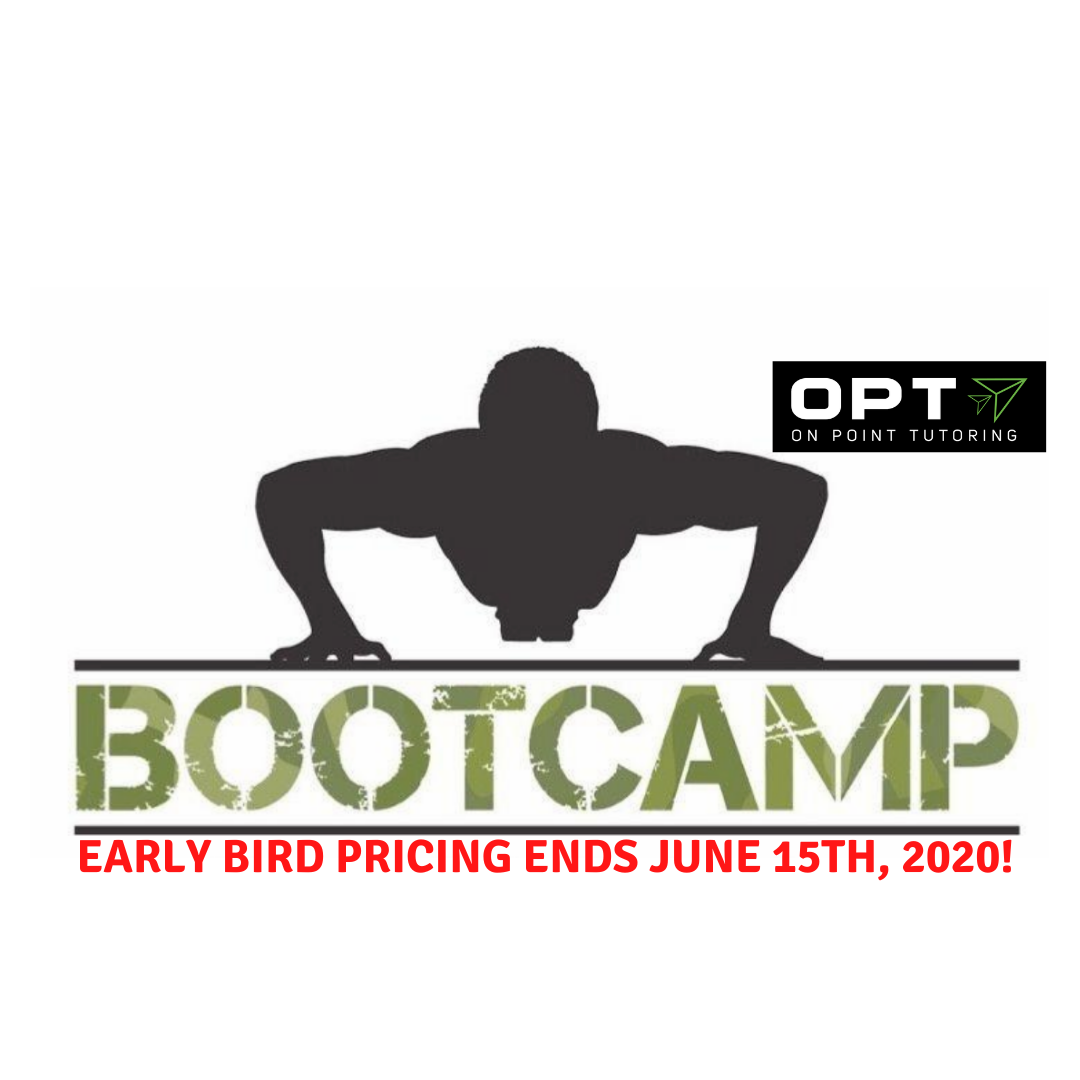 OPT SAT/ACT Foundations Boot Camp