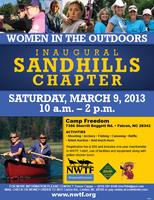 Sandhills Chapter NWTF Inagural Women in the Outdoors E...