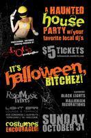 It's Halloween, Bitchez! @ Light Bar   Oct 31st 2010  ...
