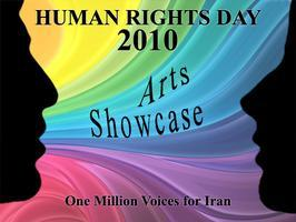 Human Rights Day 2010 Arts Showcase for Iran