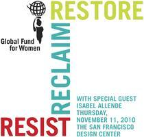 Resist, Reclaim, Restore with special guest Isabel...