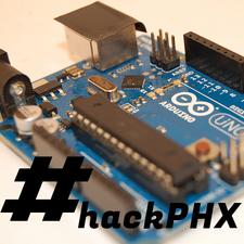 hackPHX logo