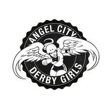 Angel City Derby Girls logo