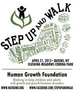 Step Up and Walk Benefiting Human Growth Foundation
