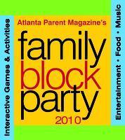 Atlanta Parent Magazine's Family Block Party