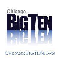 Chicago BIGTEN Night at the Blackhawks