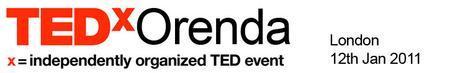TEDxOrenda 2011