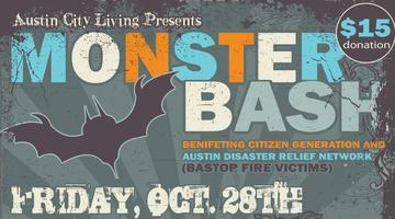 The Monster Bash Celebrating Austin City Living's 4th...