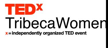 TEDxTribecaWomen