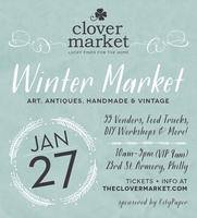 Winter Market DIY Workshops - Descriptions BELOW - $10...