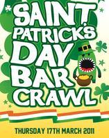 St. Pattys Bar Crawl 2011