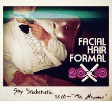 The Movember Facial Hair Formal