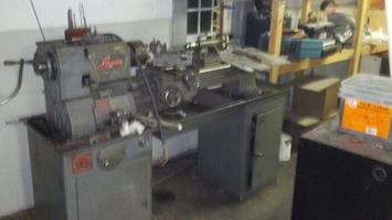 Metal Lathe Basic Operation Workshop