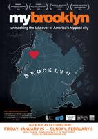 "IFP, FILMWAX & reRun THEATER PRESENT, ""MY BROOKLYN"""