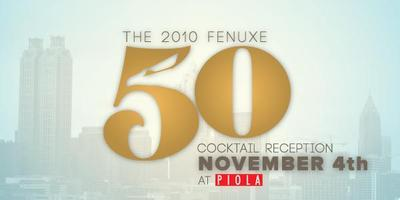 The 2010 FENUXE 50 Most Prominent & Influential