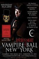 Endless Night Vampire Ball NYC (Halloween)...
