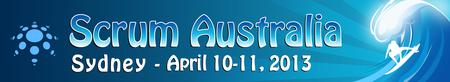 Scrum Australia 2013