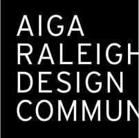 Monthly AIGA Raleigh Community Meeting