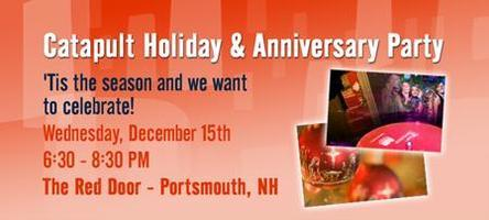 Catapult Holiday & Anniversary Party