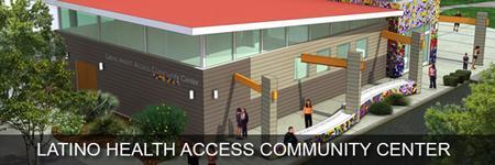 Park Ground Breaking Ceremony - Latino Health Access