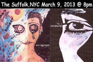 THE WORLD IS MINE @ THE SUFFOLK ART /EVENT SPACE -...