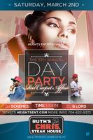 Heights Entertainment Presents: The Ruth's Chris Day Party