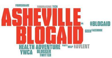 Asheville BlogAid/Blogapalooza