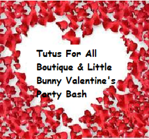 Tutus For All Boutique Valentines Eextravaganza