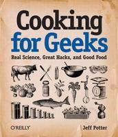Cooking for Geeks: Chicago Talk on Sept 28th @ 8:30 PM...