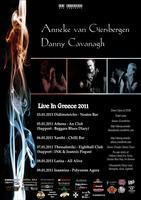 Danny Cavanagh & Agua De Annique Live @ An Club -...