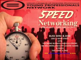 YP Speed Networking Event :: Join Week