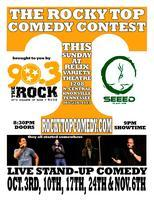 The Rocky Top Comedy Contest: Finals