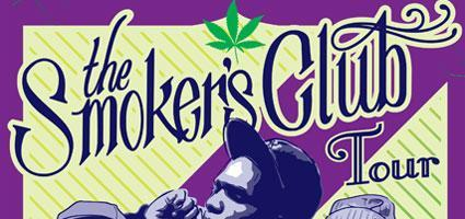 KNUCKLE RUMBLER X SCOREMORE PRESENT THE SMOKER'S CLUB...
