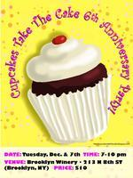 Cupcakes Take The Cake 6th Anniversary Party