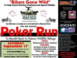 Back to Nature's 6th Annual Poker Run