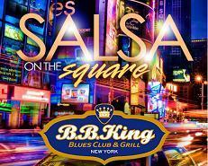 Salsa on the Square - After Work Thursdays at B.B....