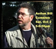 Vancouver Writers Mixer: Author Bill Cameron