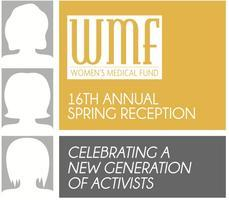 Women's Medical Fund 16th Annual Spring Reception