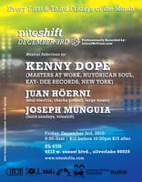FRI. DECEMBER 3rd NITESHIFT presents KENNY DOPE
