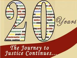 SAN's 20th Anniversary Dinner - Journey to Justice...
