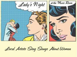 Zuppa Theatre Co. presents Lady's Night at the Music...