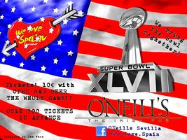 SUPERBOWL PARTY by We Love Spain!!!