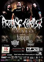 ROTTING CHRIST + GUESTS LIVE IN THESSALONIKI
