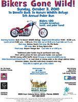 Back to Nature's 5th Annual POKER Bike Run