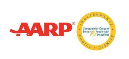 AARP OR/COSPD Gubernatorial Telephone Town Halls with...