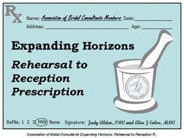 ABC Expanding Horizons: Rehearsal to Reception Rx -...