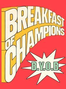 YNPN Twin Cities B.Y.O.B. Breakfast of Champions Series logo